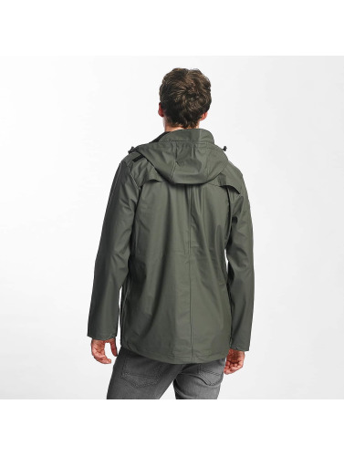 Oxbow Herren Mantel Rainy in grau