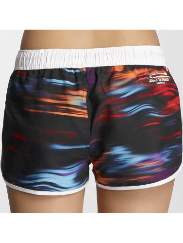 Oxbow Mujeres Pantalón cortos Stina Beach in colorido