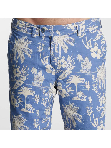 Oxbow Herren Shorts Arekipa Reversible in blau