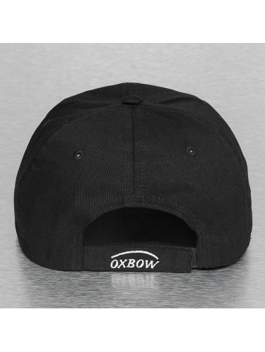Oxbow Damen Snapback Cap Escaz Velcro in schwarz