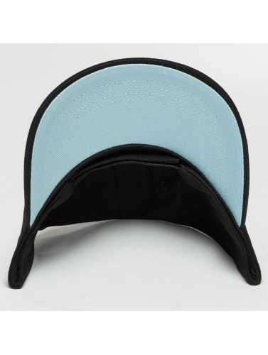 Oxbow Snapback Cap Elini Plain in schwarz