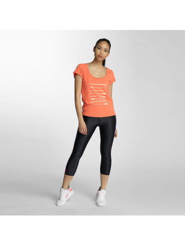 Oxbow Damen T-Shirt Stacey in orange