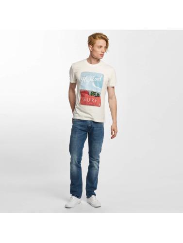 Oxbow Herren T-Shirt Tay in weiß
