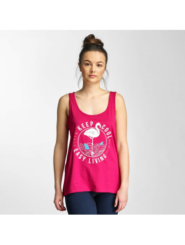 Oxbow Damen Tank Tops Tiko in pink