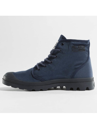 Palladium Hombres Boots Pampa Hi Originale TC in índigo
