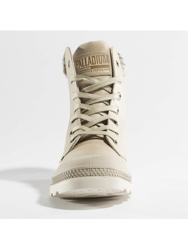 Palladium Damen Boots Pampa Hi Knit LP Boots in beige