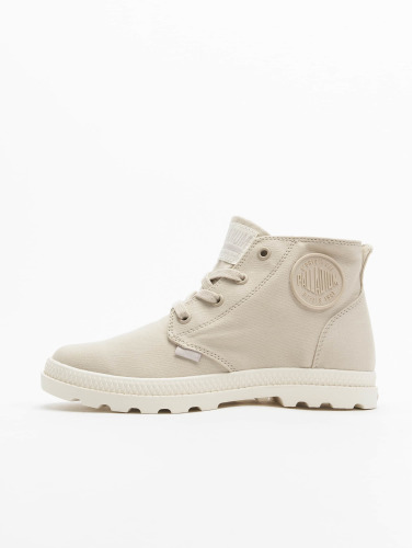 Palladium Mujeres Boots Pampa Free CVS in beis
