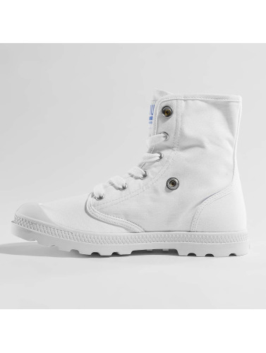 Palladium Mujeres Boots Baggy Low LP in blanco