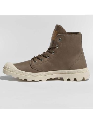 Palladium Boots Pampa Leather in braun Original-Verkauf Professionel Top-Qualität Verkauf Online Steckdose In Deutschland Footlocker Finish fp5ixJA4u