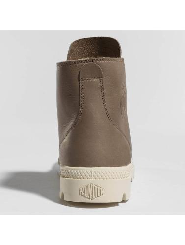Palladium Boots Pampa Leather in braun