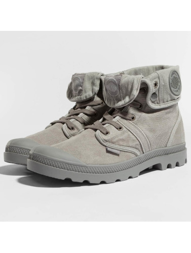 Palladium Herren Boots Pallabrouse in grau