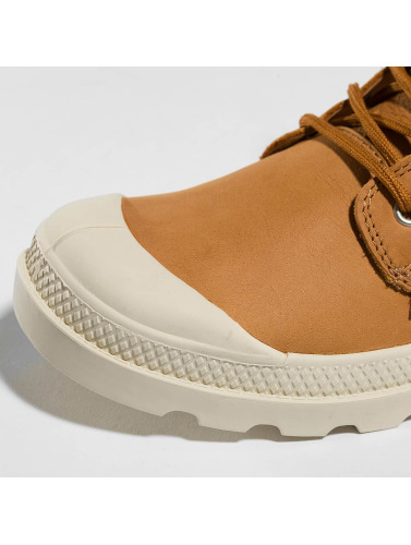 Palladium Boots Pampa in marrón