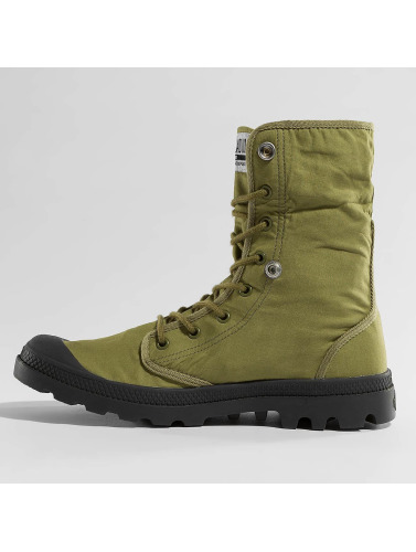 Palladium Herren Boots Baggy Army TRNG Camp in olive
