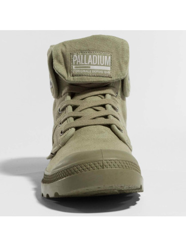 Palladium Herren Boots Pallabrouse in olive