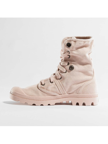 Palladium Damen Boots Pallabrouse Baggy in rosa