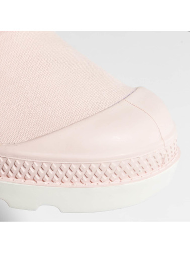 Palladium Damen Boots Baggy Low LP in rosa