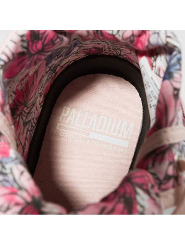 Palladium Mujeres Boots Baggy Low LP in rosa