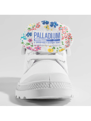 Palladium Damen Boots Baggy Low LP in weiß