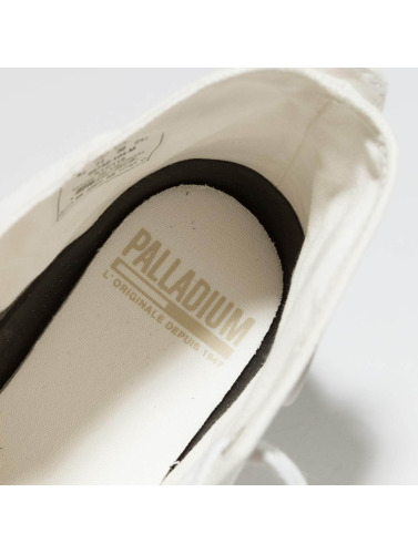 Palladium Damen Boots Pampa in weiß