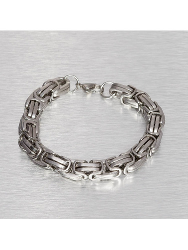 Paris Jewelry Armband 21 cm Stainless in silberfarben