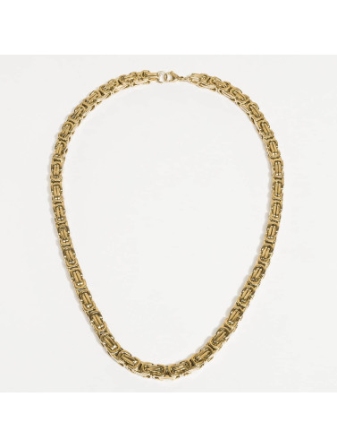 Paris Jewelry Kette Stainless Steel in goldfarben