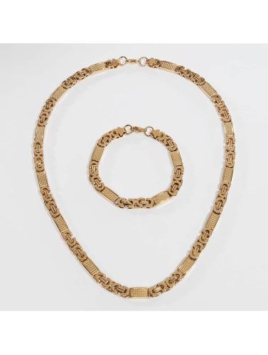 Paris Jewelry Kette Stainless Steel in goldfarben