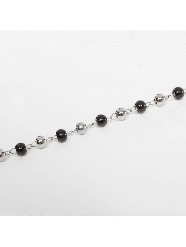 Paris Jewelry Kette Stainless Steel in schwarz