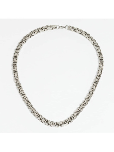 Paris Jewelry Kette Stainless Steel in silberfarben