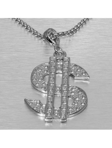 Paris Jewelry Kette Dollar in silberfarben