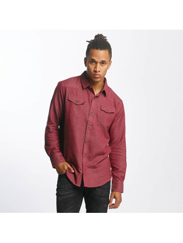 Paris Premium Alakea Menn I Rød Skjorte kjøpe billig pris DUgAstJje