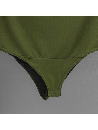 Langermet Skjorte Premium Paris Kvinner Justina I Khaki stikkontakt lav pris klaring siste samlingene yzMQOf