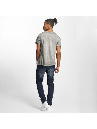 Paris Premium Hombres Camiseta Liker Noe Annet I Gris klaring billig rask levering klaring footlocker ser etter K84x1OAR