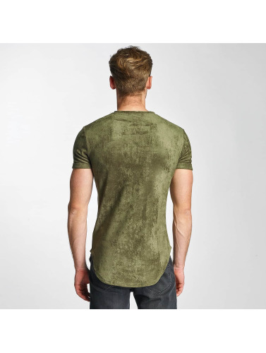 Paris Premium Camiseta Pero in verde