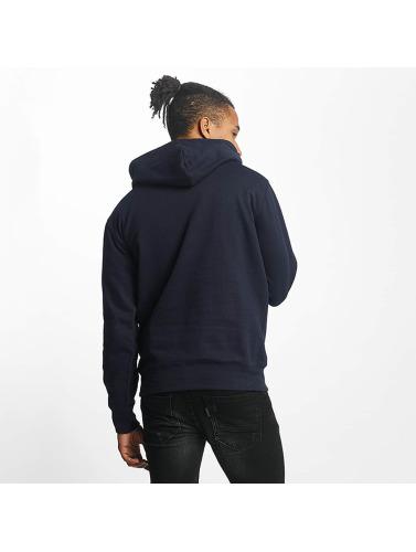 Paris Premium Herren Hoody Basic in blau