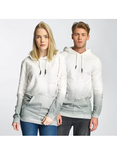 Paris Premium Hoody Two Tone in grau