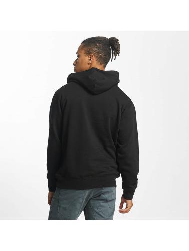 Paris Premium Herren Hoody Basic in schwarz