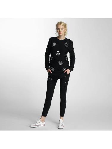 Paris Premium Hombres Jersey 5 in negro
