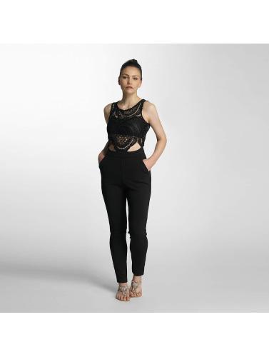 Amazon Online Paris Premium Damen Jumpsuit Diver in schwarz Offiziell V6D09