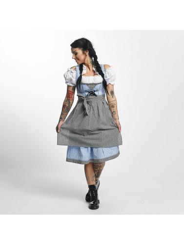 Paris Premium Damen Kleid Traditional in blau Billig Verkauf Zum Verkauf Verkauf Wirklich Steckdose Neuesten wvHEPJn