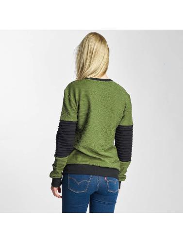 Paris Premium Pullover Pocket in olive Große Auswahl An Günstigem Preis Spielraum Günstigsten Preis Rabatt Vorbestellen Angebote Online Sammlungen KGZsXoz2g9