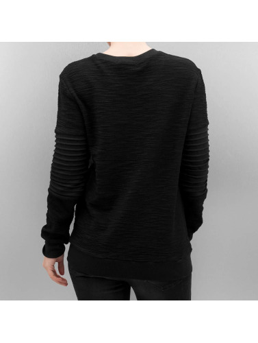 Paris Premium Pullover Pocket in schwarz