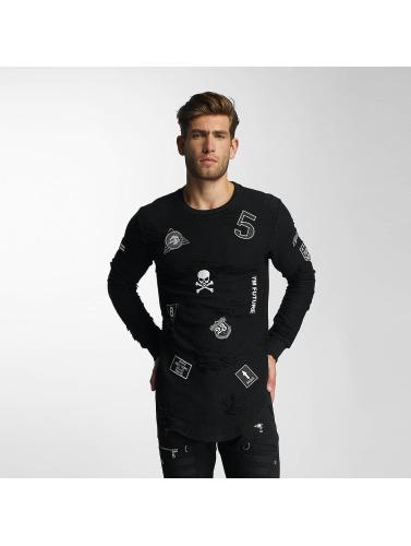 Paris Premium Herren Pullover 5 in schwarz