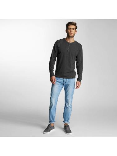 Paris Premium Herren Straight Fit Jeans Jakes in blau