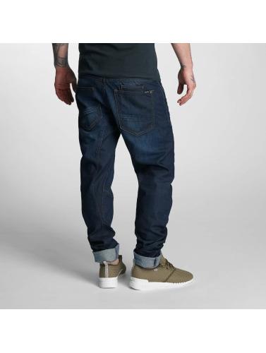 Paris Premium Herren Straight Fit Jeans NORF in blau