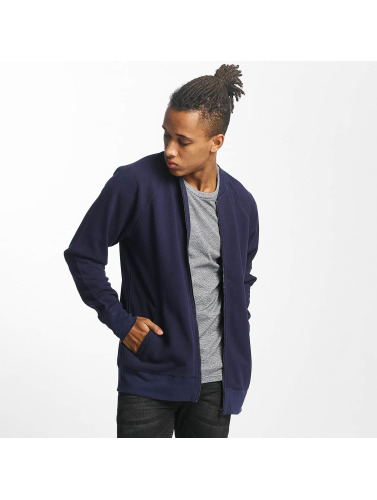 Paris Premium Herren Strickjacke Kailua in blau