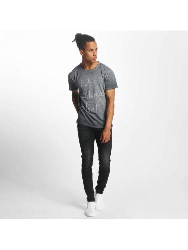 Paris Premium Herren T-Shirt Like Nothing Else in grau