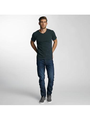 Billig Verkaufen Niedrigsten Preis Paris Premium Herren T-Shirt Basic in grün Wie Viel vsR93rN1yu