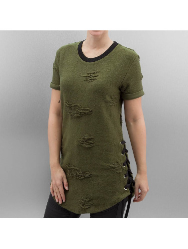 Paris Premium T-Shirt Stockton in olive