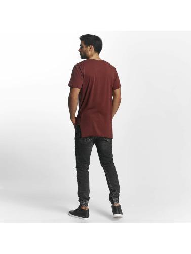 Paris Premium Herren T-Shirt Holes in rot