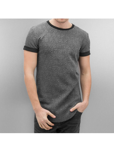 Paris Premium Tall Tees Jacksonville in gris